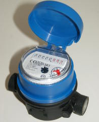 Watermeter for residential for use with Wireless M-BUS